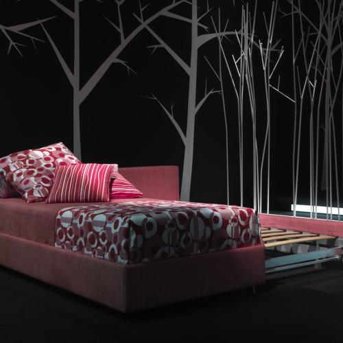 Soluzioni per camere da letto, per tutte le età.